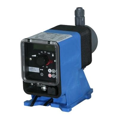 Max Flow: 5 00 gph / Max Pressure: 100 / Head: PVC / Seats: TFE / Ball:  Ceramic / Control: Signal Level / 5 Function Valve