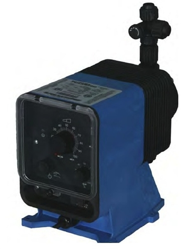 PULSAFEEDER LB04SA-VTCJ-XXX PULSAtron Series A Plus Metering Pump with Dual Manual Control
